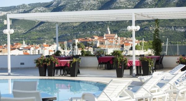 Hotel marko polo hb korcula for Guesthouse anfang