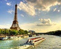 Udhetim turistik ne Paris 12-15 Mars 2015