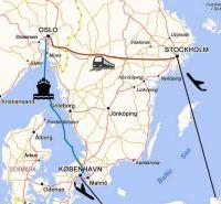 Udhetim ne 3 Kryeqytetet e Skandinavise - Qershor 2015